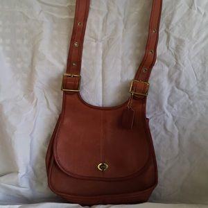 Vintage Coach shoulder bag number 730-7750.